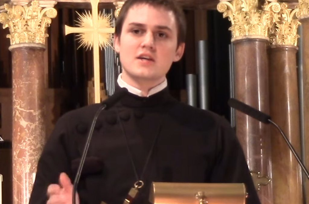 Update from Seminarian Evan Cummings