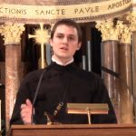 November Update from Seminarian Evan Cummings