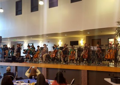 St. Patrick's Day 2017 Fish Fry - Ecker Hill String Orchestra