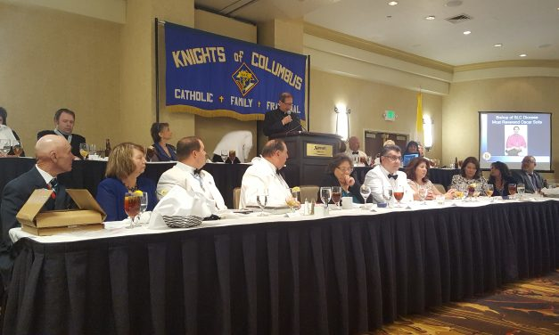 New Utah Bishop Gives Talk at State Convention
