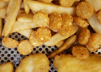 Lenten Fish Fry - Freshly Fried