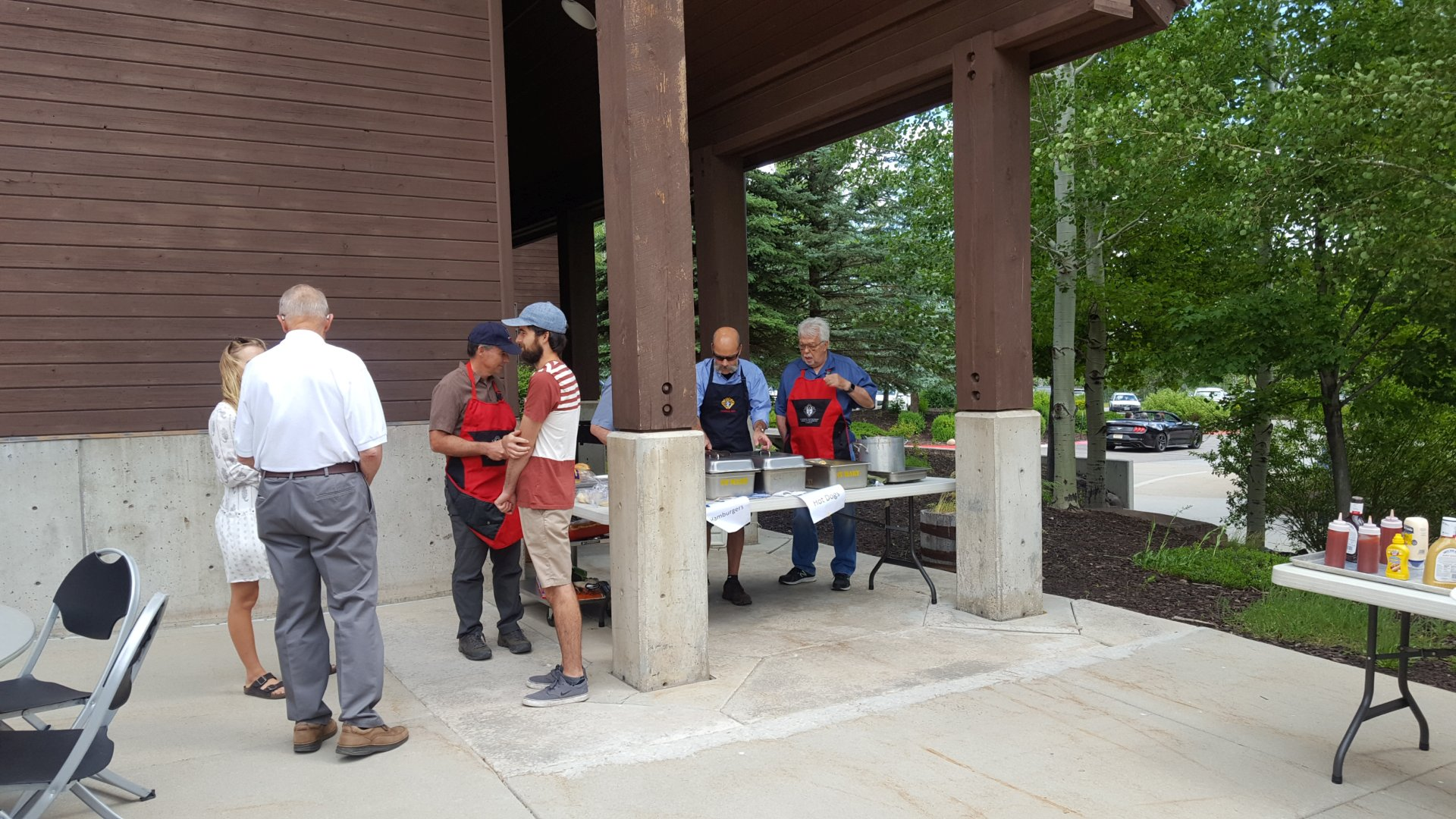 Knight of Columbus Fathers Day Picnic